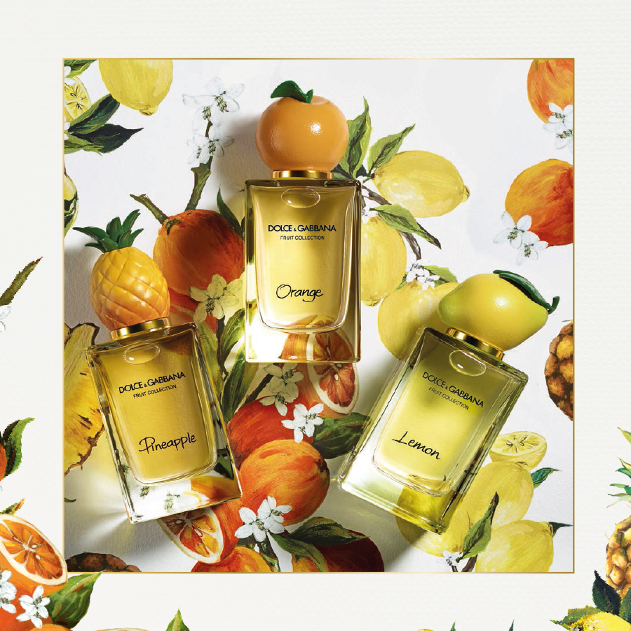 Dolce & Gabbana Fruit Collection