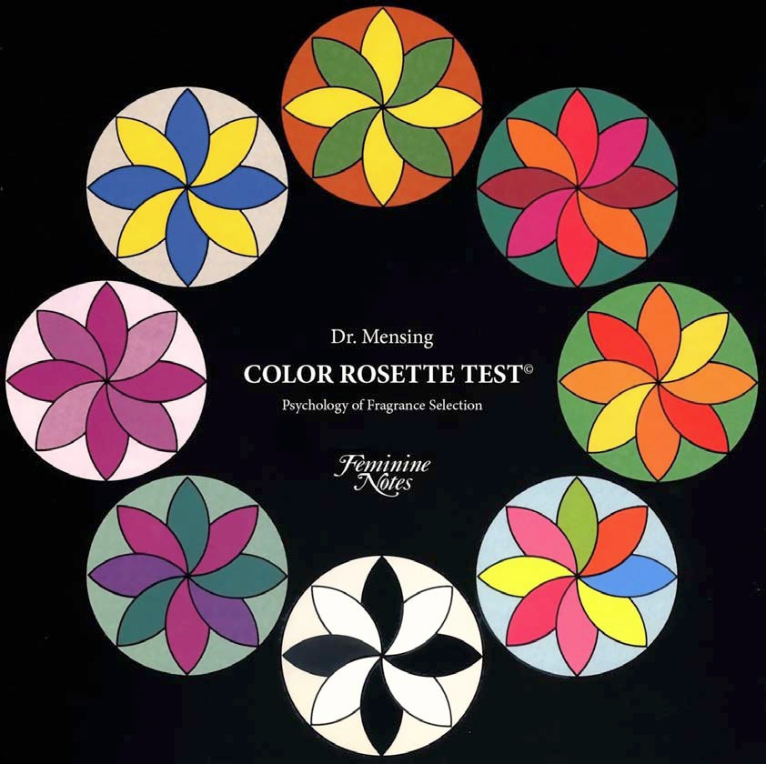 Dr. Mensings Color Rosette Test