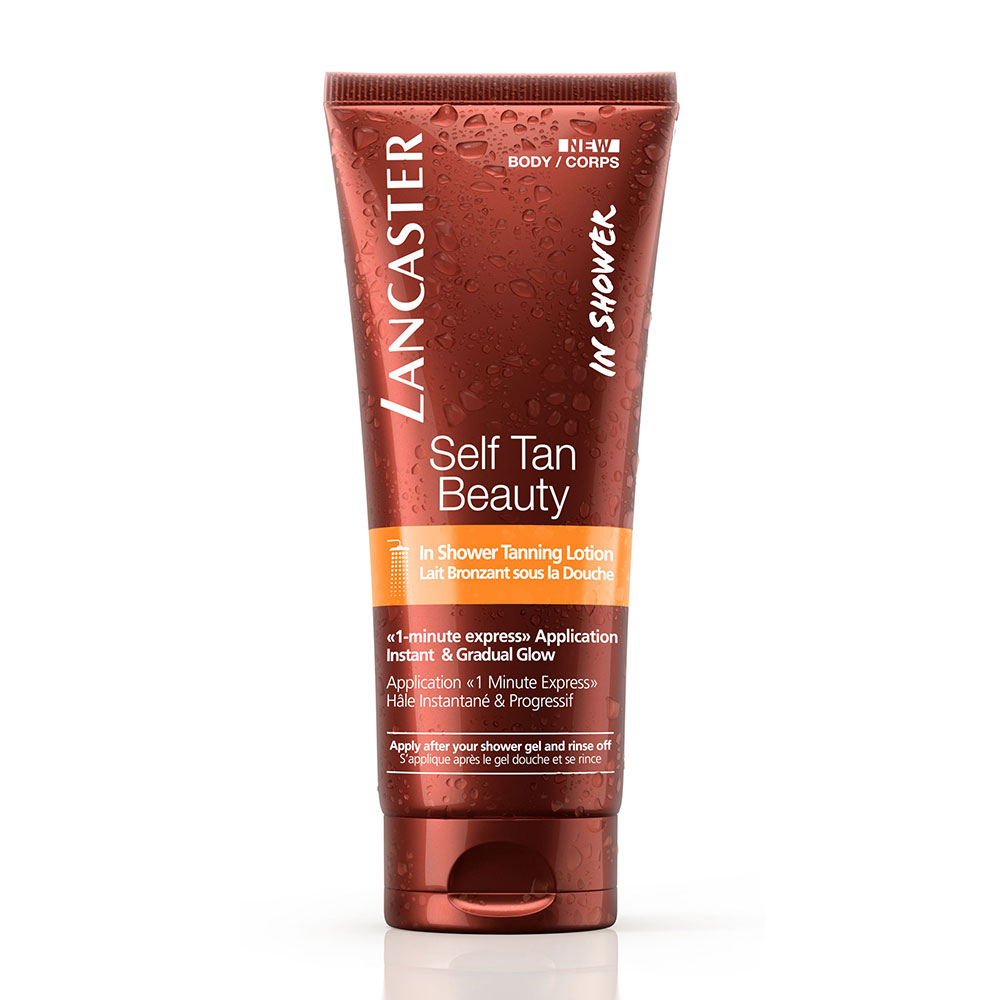 Self Tan Beauty, In Shower Tanning Lotion von Lancaster