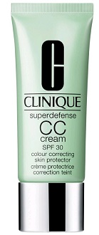 Anti-Aging Pflege Superdefense CC Cream SPF 30: Clinique