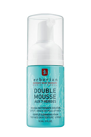 Erborian Double Mousse Gentle Cleansing Foam