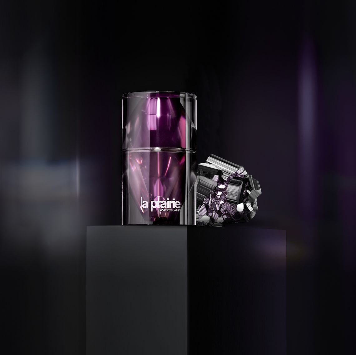 La Prairie Platinum Rare Collection