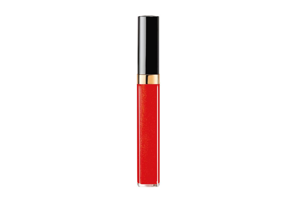 Rouge Coco Gloss No. 752 Bitter Orange: Chanel
