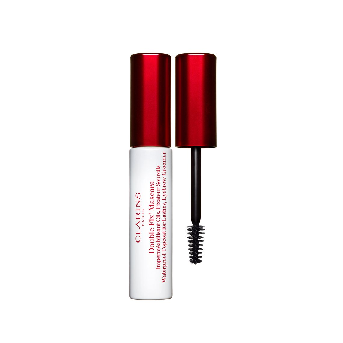 Double Fix' Mascara Waterproof Topcoat von Clarins