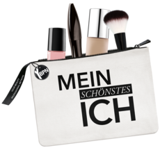 YBPN Beauty Bag gefüllt mit Make-up-Produkten
