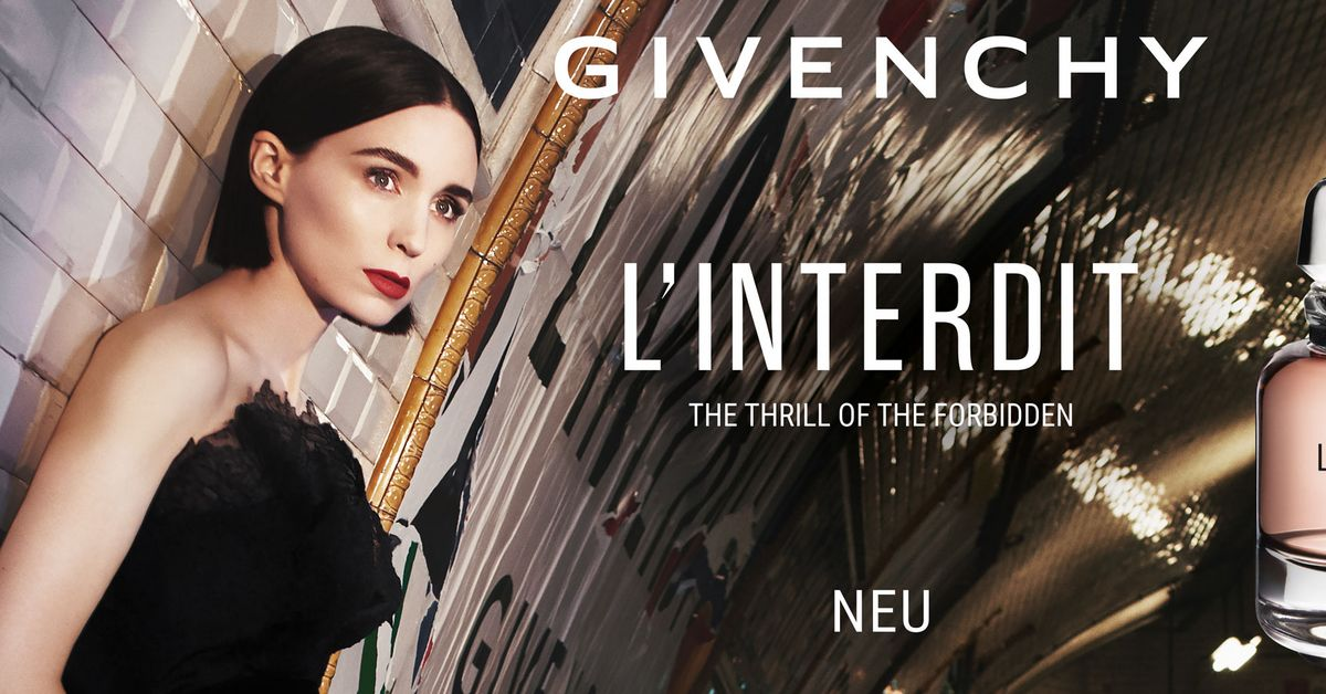 Das Neue Givenchy Parfum Linterdit Givenchy Ybpn