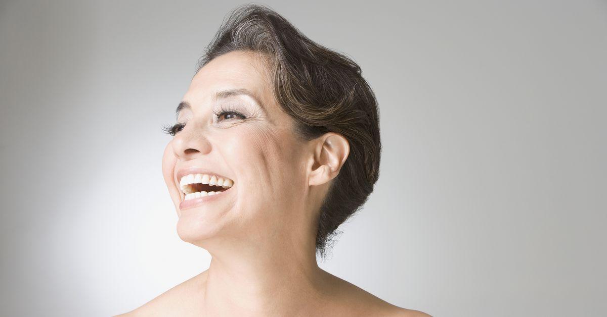 Make Up Ab 50 Darauf Kommts Beim Schminken Reifer Haut An Ybpn