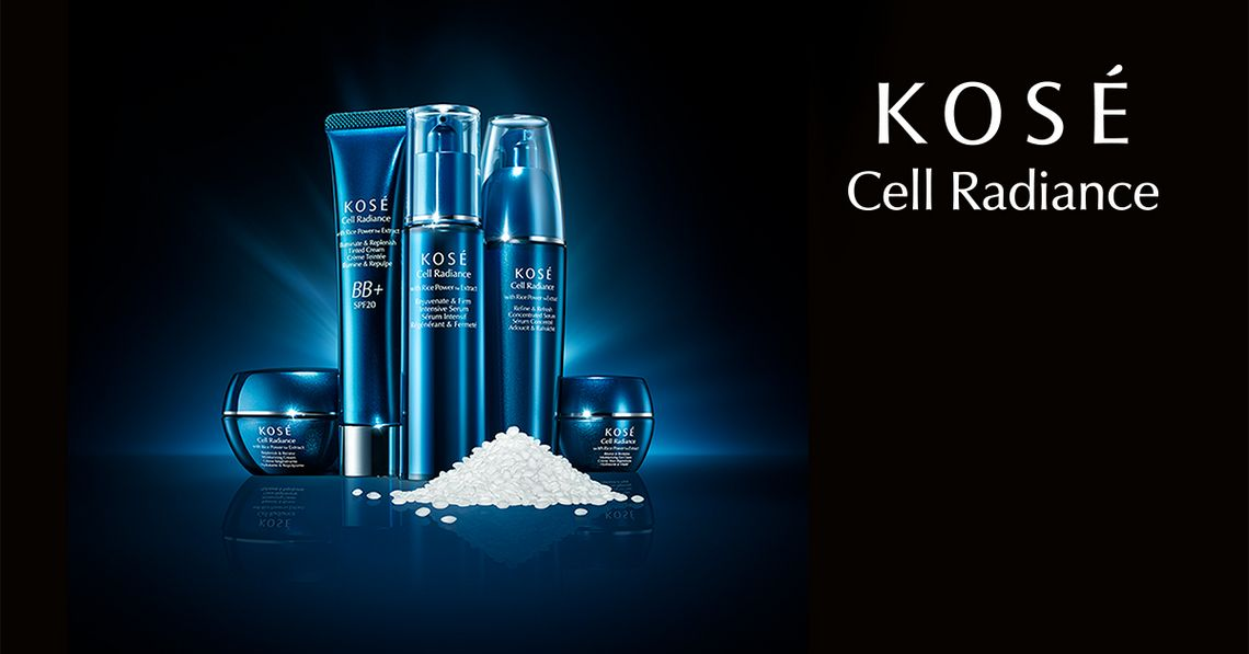 KOSÉ Cell Radiance mit Rice Power Extract