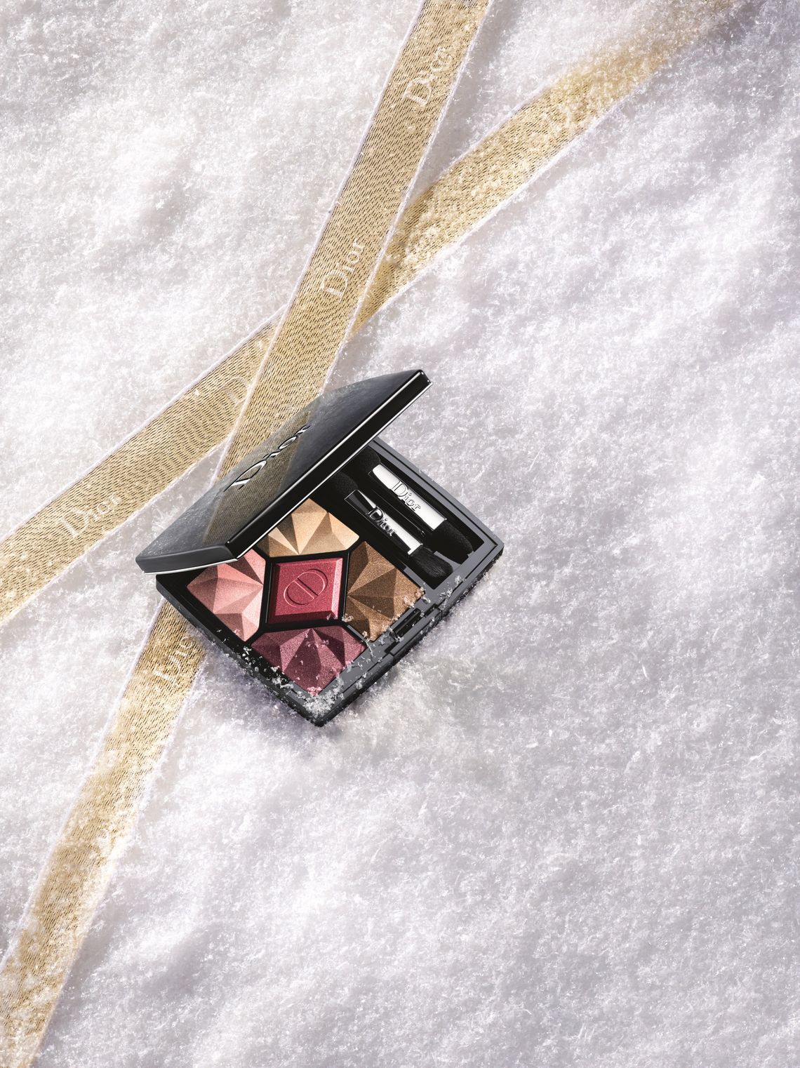 Dior 5 Colours Palette Ruby