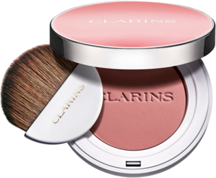 "Clarins – Joli Blush in ""Cheeky Rose"""