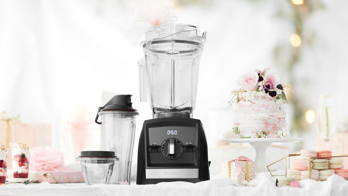 Vitamix® ASCENT® Series A2500i Verlosung YBPN